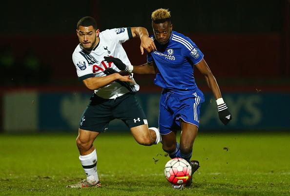 Tottenham Hotspur U21 v Chelsea U21: Barclays U21 Premier League : News Photo