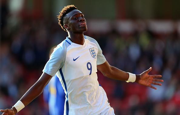 England v Bosnia - UEFA European U21 Championship : News Photo