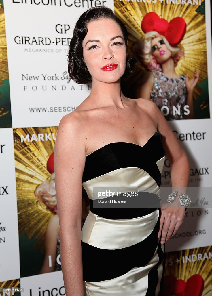 Tammy Blanchard attends Markus + Indrani's 'ICONS' Launch Event and VIP Gala at Alice Tully Hall, Lincoln Center on December 11, 2012 in New York City.