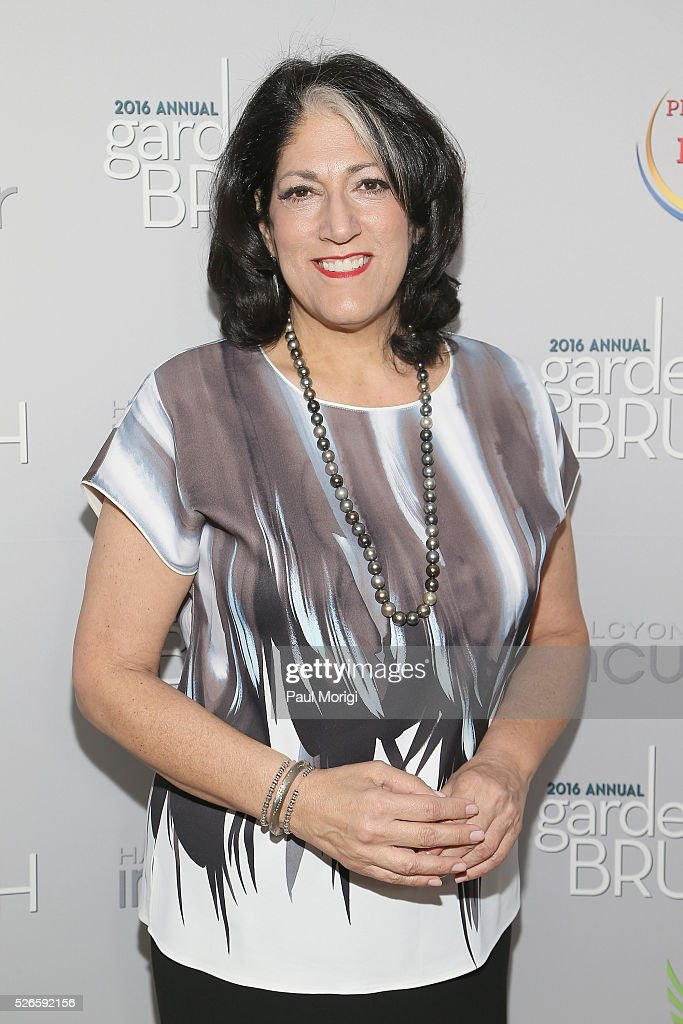 Tammy Haddad attends the Garden Brunch prior to the 102nd White House Correspondents' Association Dinner at the Beall-Washington House on April 30, 2016 in Washington, DC.