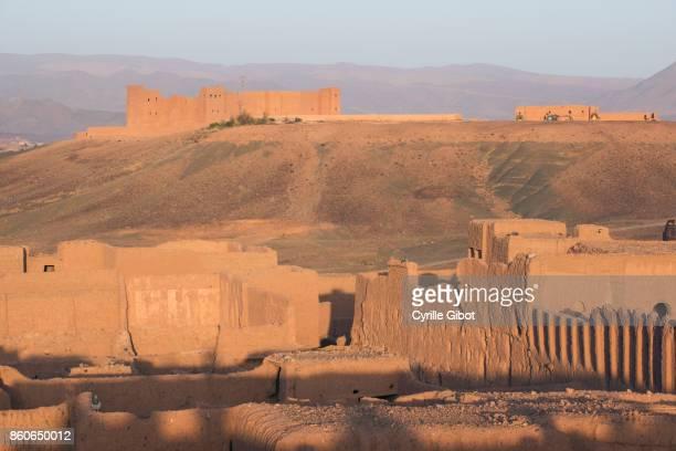 Tamnougalt kasbah, Draa Valley, Morocco