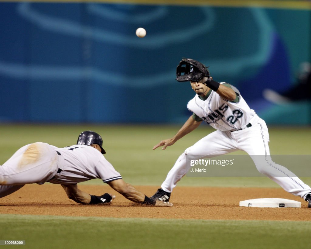 New York Yankees vs Tampa Bay Devil Rays - May 2, 2005