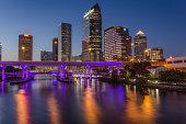 Tampa dowltown