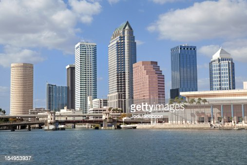 Tampa Florida City scapes