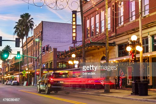 Tampa, Florida, Ybor City