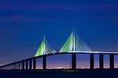 Tampa Saint Petersburg Skyway BridgeEric Hood Photography