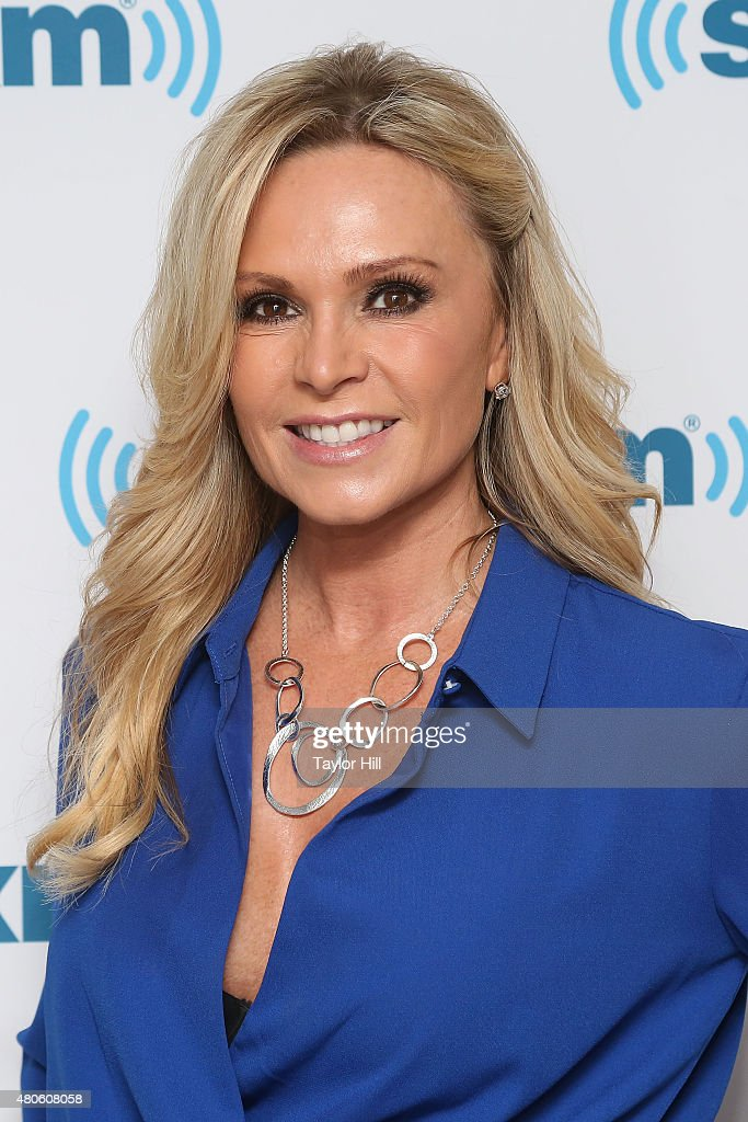 <a gi-track='captionPersonalityLinkClicked' href=/galleries/search?phrase=Tamra+Judge&family=editorial&specificpeople=11251133 ng-click='$event.stopPropagation()'>Tamra Judge</a> visits the SiriusXM Studios on July 13, 2015 in New York City.