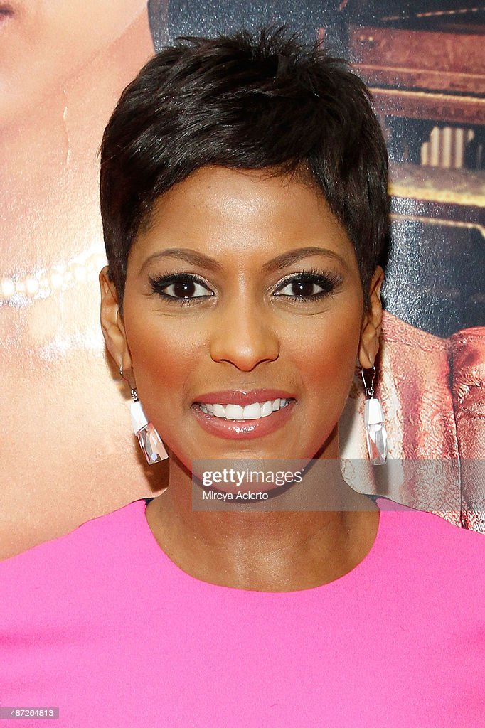 <a gi-track='captionPersonalityLinkClicked' href=/galleries/search?phrase=Tamron+Hall&family=editorial&specificpeople=5933064 ng-click='$event.stopPropagation()'>Tamron Hall</a> attends the 'Belle' premiere at The Paris Theatre on April 28, 2014 in New York City.