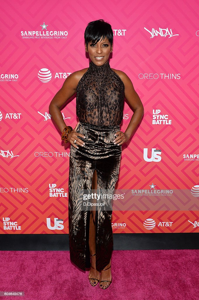 Tamron Hall attends Us Weekly's Most Stylish New Yorkers 2016 at Vandal on September 13, 2016 in New York City.