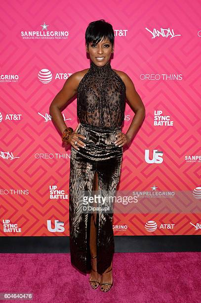 Tamron Hall attends Us Weekly's Most Stylish New Yorkers 2016 at Vandal on September 13 2016 in New York City