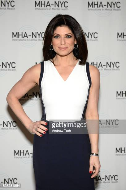 Tamsen Fadal attends The Mental Health Association of New York City 25th Anniversary Gala at Gotham Hall on June 7 2017 in New York City