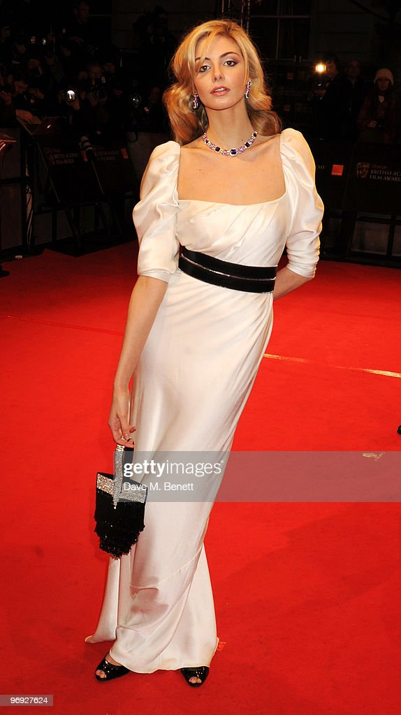 Orange British Academy Film Awards 2010 - Inside Red Carpet Arrivals