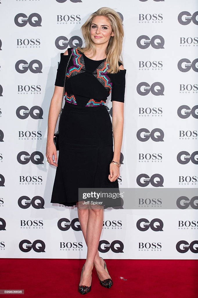 Tamsin Egerton arrives for GQ Men Of The Year Awards 2016 at Tate Modern on September 6, 2016 in London, England.
