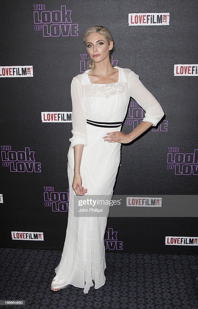 <a gi-track='captionPersonalityLinkClicked' href=/galleries/search?phrase=Tamsin+Egerton&family=editorial&specificpeople=2118936 ng-click='$event.stopPropagation()'>Tamsin Egerton</a> attends 'The Look Of Love' UK premiere at Curzon Soho on April 15, 2013 in London, England.