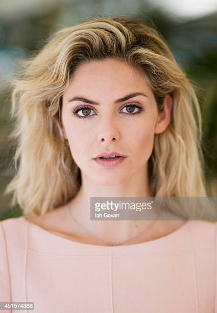 Tamsin Egerton is photographed at The 67th Annual Cannes Film Festival on May 17 2014 in Cannes France