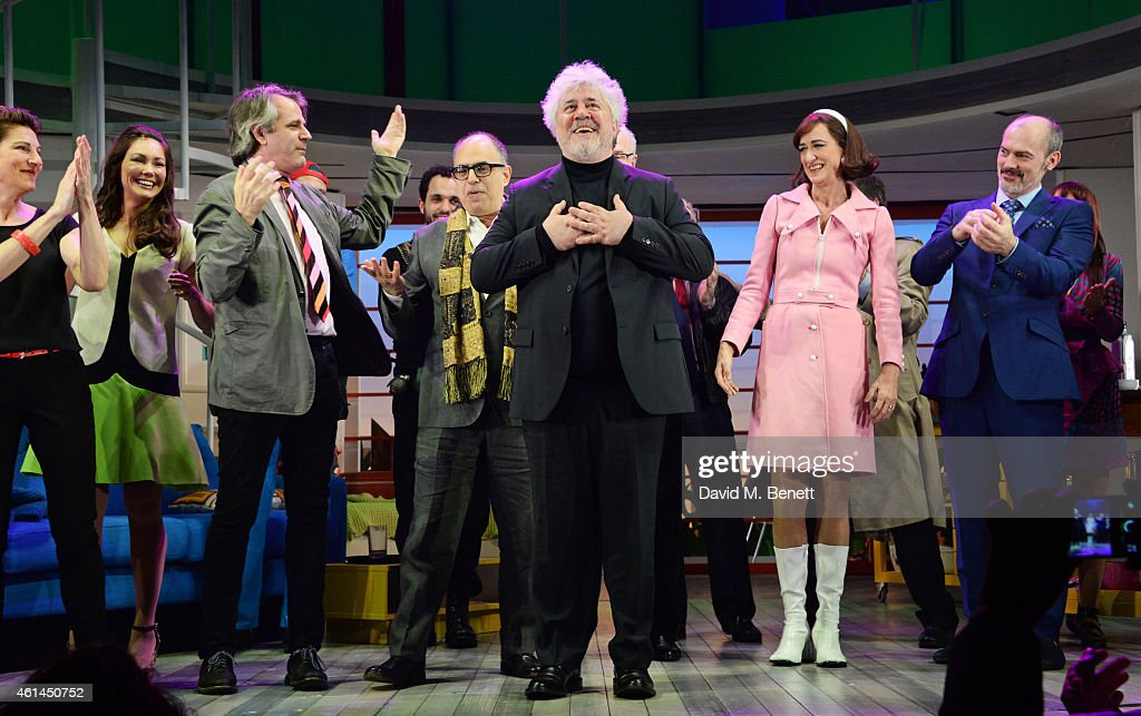 """""""Women On The Verge Of A Nervous Breakdown"""" - Press Night - Curtain Call"""