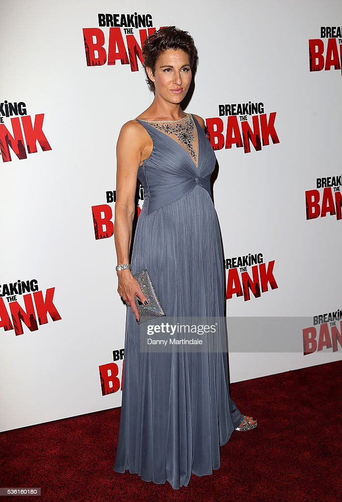 <a gi-track='captionPersonalityLinkClicked' href=/galleries/search?phrase=Tamsin+Greig&family=editorial&specificpeople=814015 ng-click='$event.stopPropagation()'>Tamsin Greig</a> arrives for the UK gala screening of 'Breaking The Bank' at The Empire Cinema on May 31, 2016 in London, England.