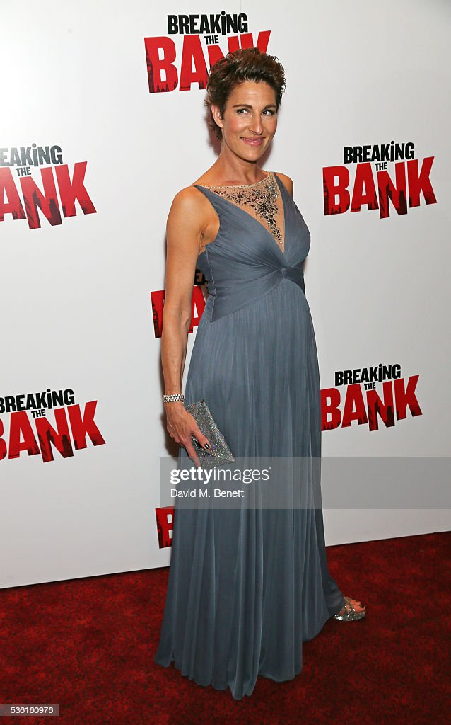 <a gi-track='captionPersonalityLinkClicked' href=/galleries/search?phrase=Tamsin+Greig&family=editorial&specificpeople=814015 ng-click='$event.stopPropagation()'>Tamsin Greig</a> attends the UK gala screening of 'Breaking The Bank' at Empire Leicester Square on May 31, 2016 in London, England.