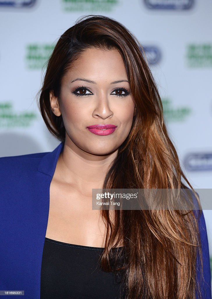 Tamsin Lucia-Khan attends the Macmillan De'Longhi Art auction 2013 at Royal Academy of Arts on September 23, 2013 in London, England.