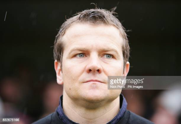 Tamworth manager Mark Cooper
