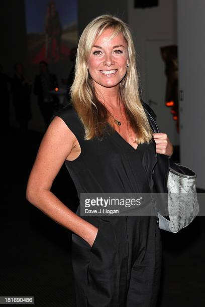 Tamzin Outhwaite attends a special screening of 'Sunshine on Leith' at BAFTA on September 23 2013 in London England