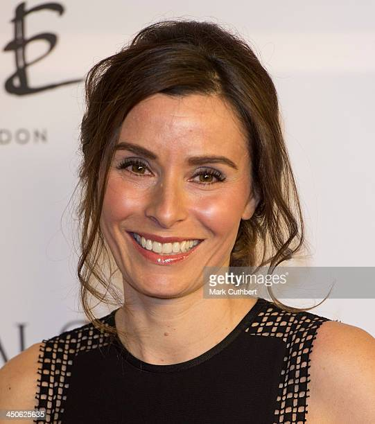 Tana Ramsay attends the London Global Gift Gala at ME Hotel on November 19 2013 in London England