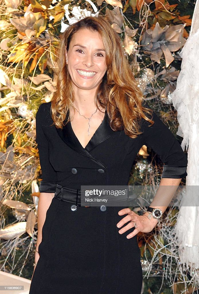 Tana Ramsay during The 225th Asprey Party - Inside Arrivals at New Bond Street in London, Great Britain.