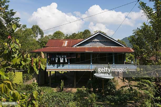Tana Toraja, Tikala, house