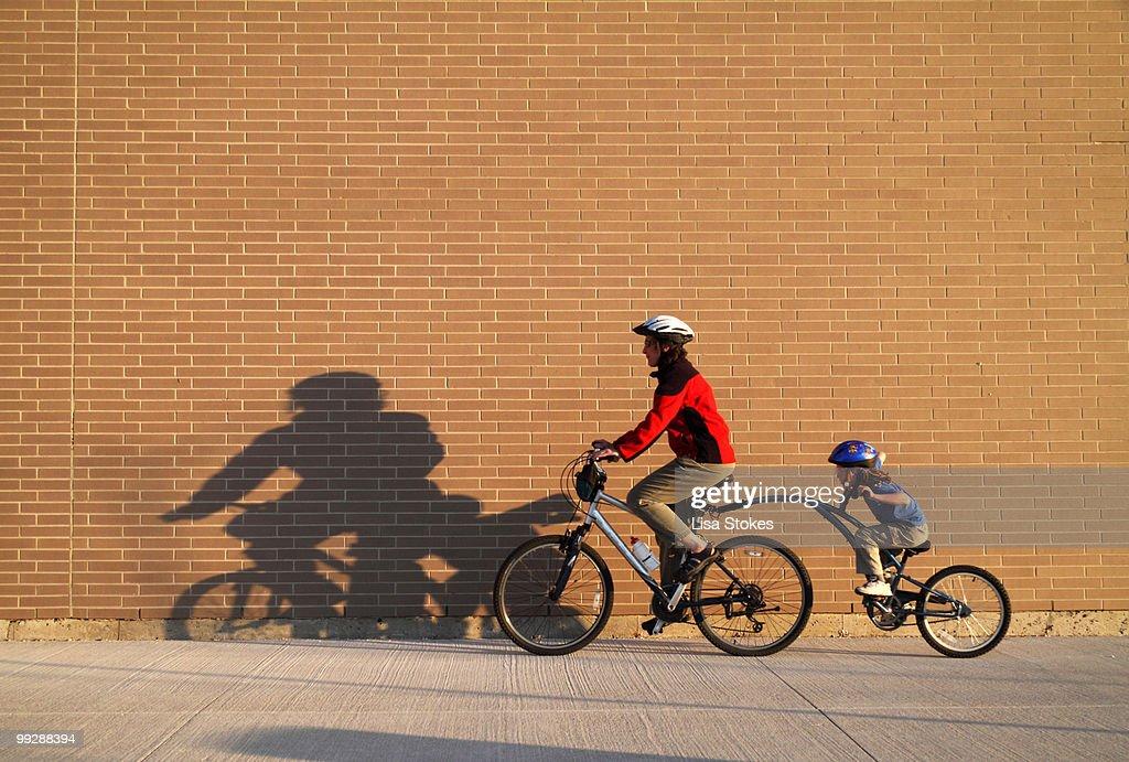 Tandem bike  : Stock Photo