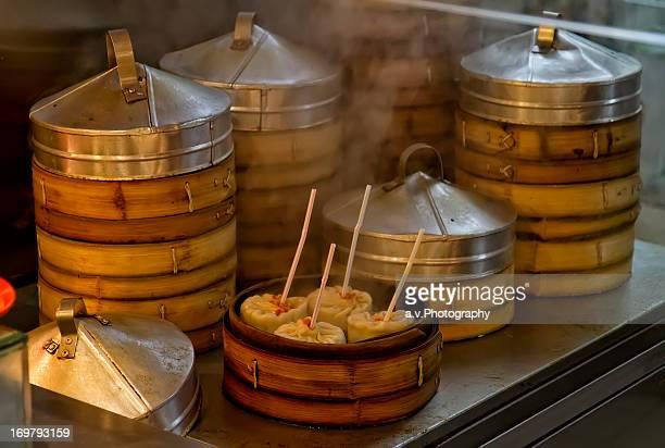Tang Bao , Soup-filled dumpling,