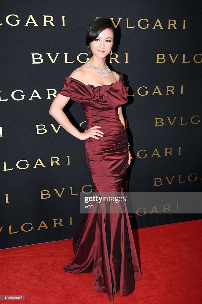 <a gi-track='captionPersonalityLinkClicked' href=/galleries/search?phrase=Tang+Wei&family=editorial&specificpeople=4329520 ng-click='$event.stopPropagation()'>Tang Wei</a> poses as she attends the Gvlgair Exhibition on September 3, 2011 in Beijing, China.