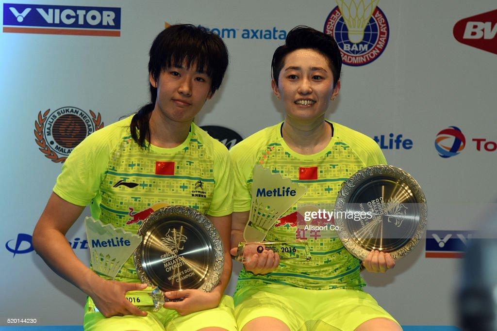 BWF World Super Series Badminton Malaysia Open - Day Six