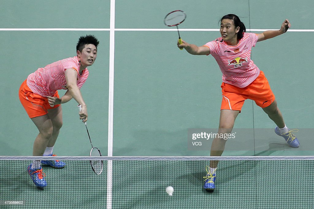 2015 Sudirman Cup BWF World Mixed Team Championships - Day 7