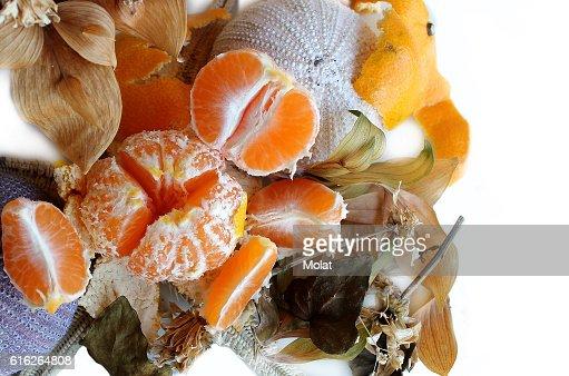 Tangerines : Stock Photo