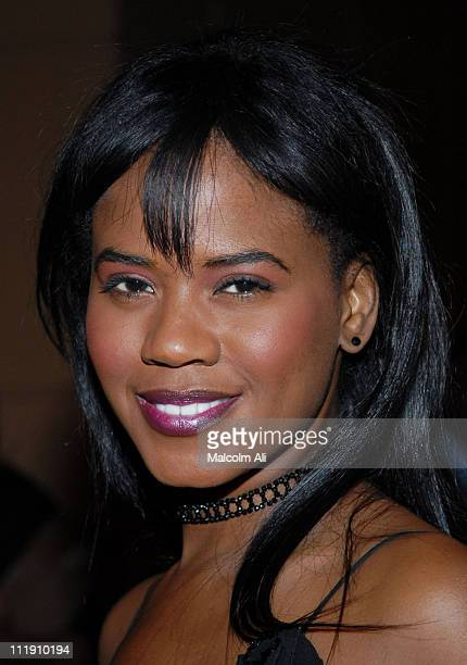 Tangi Miller during 'The Bible ExperienceLive' at West Angeles Church November 15 2006 at West Angeles Church in Los Angeles CA United States
