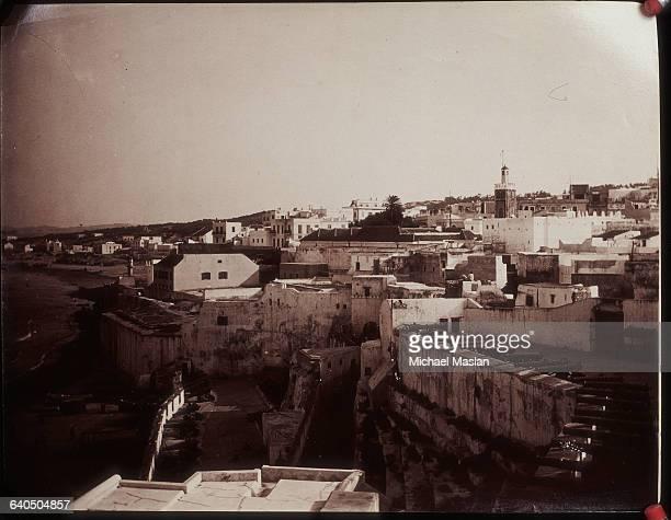 Tangiers Morocco circa 18701890