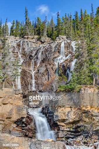 Tangle-Creek-Herbst : Stock-Foto