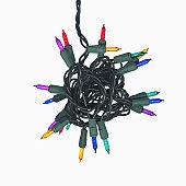 Tangled mini colored lights