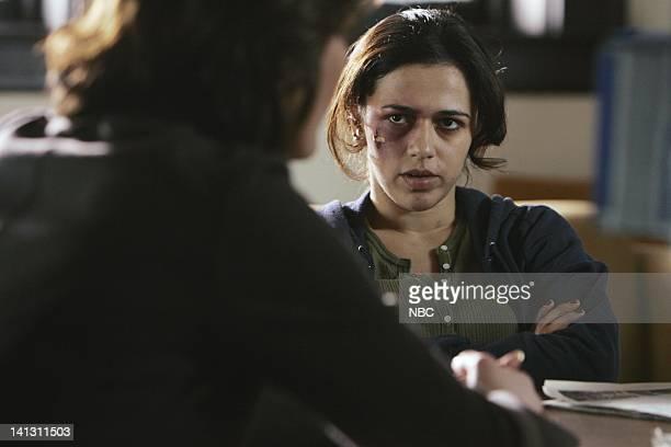 LAW ORDER 'Tango' Episode 1813 Pictured Isidra Vega as Tabitha Mundy NBC Photo Will Hart
