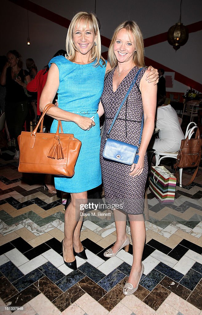 Tatler's 'The Great Girls Lunch' In Aid Of Cancer Research UK