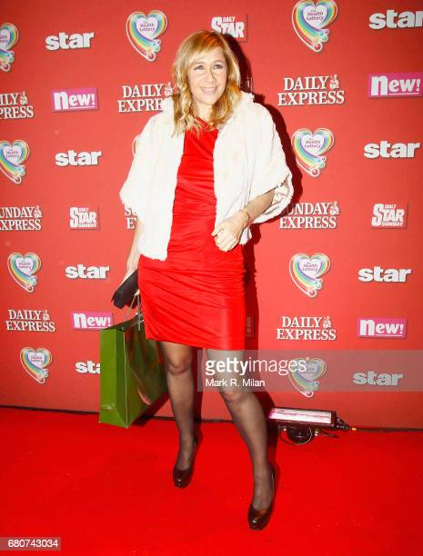 Tania Bryer attends the 60th Birthday Celebration of Richard Desmond at Old Billingsgate Market on December 8 2011 in London England