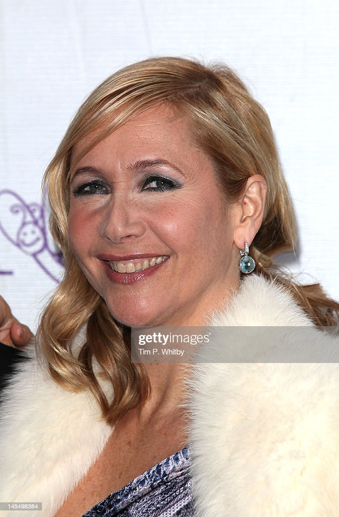 Tania Bryer attends The Diamond Butterfly Ball in aid Of Caudwell Children at Battersea Evolution on May 31, 2012 in London, England.