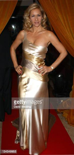Tania Bryer during 2006 Angel's Ball at Jumeirah Hotel Carlton Tower