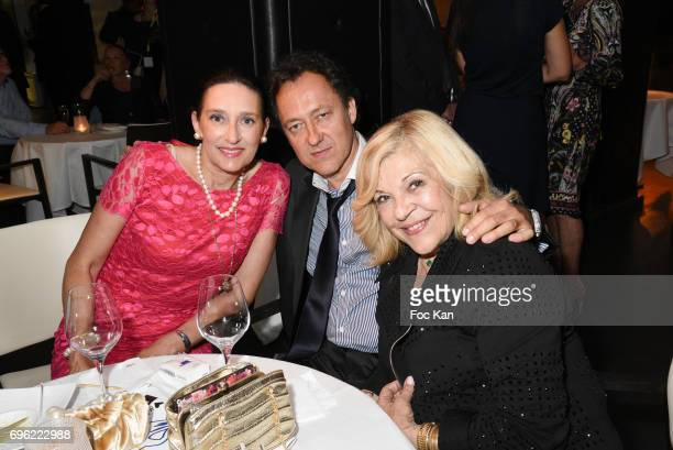 Tania De Bourbon Parme JeanChristophe Molinier and Nicoletta attend Amnesty International 'Musique Contre L'Oubli' Gala Ceremony after Dinner at...