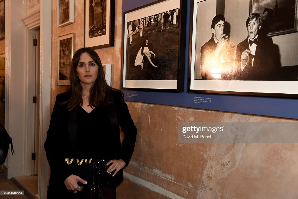 Burberry's 'Here We Are' Exhibition Private View