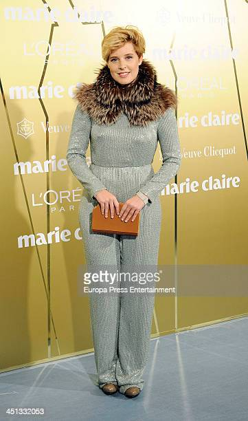 Tania Llasera attends 'Marie Claire Prix de la Moda' 2013 on November 21 2013 in Madrid Spain