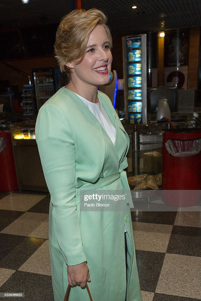 Tania Llasera is seen on May 24, 2016 in Madrid, Spain.