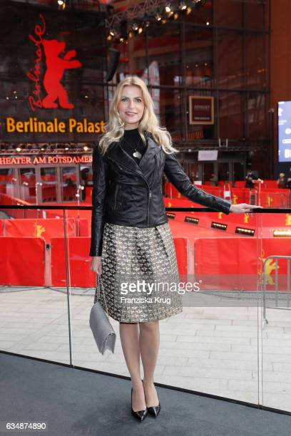 Tanja Buelter attends the Audi Berlinale Brunch during the 67th Berlinale International Film Festival on February 12 2017 in Berlin Germany