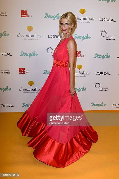Tanja Buelter attends the Dreamball 2014 at Ritz Carlton on September 11 2014 in Berlin Germany