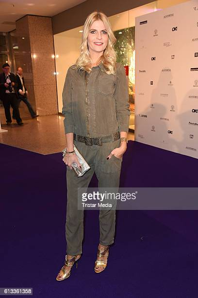 Tanja Buelter attends the Late Night Shopping Party on October 7 2016 in Hamburg Germany